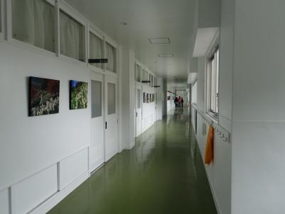 道の駅 保田小学校 宿泊施設