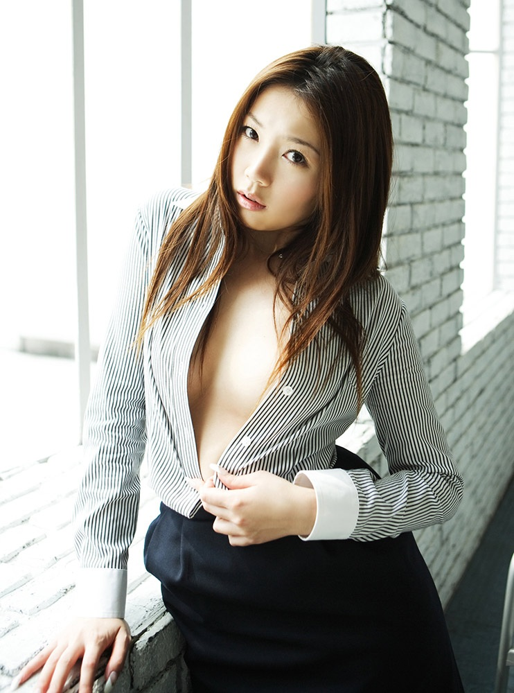 【No.4574】 OL風 / 小川あさ美