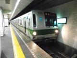 東京メトロ6000系 6101F 表参道にて