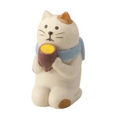焼き芋猫1