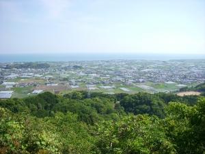 山からの眺望2