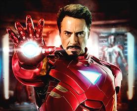 ロバートダウニーJr.「『アイアンマン4』をやりたい」