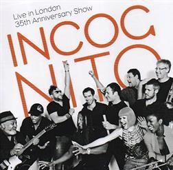 『インコグニート』の来日公演が10月に決定!