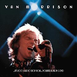 『ヴァン・モリソン』 73年ツアーアルバム&DVD、日本盤の発売日が決定