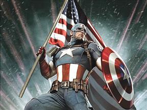 『キャプテンアメリカ』が映画アイアンマンシリーズの敵と戦った場合