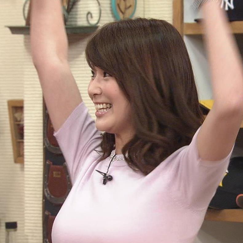秋元玲奈 巨乳キャプ画像(エロ・アイコラ画像)