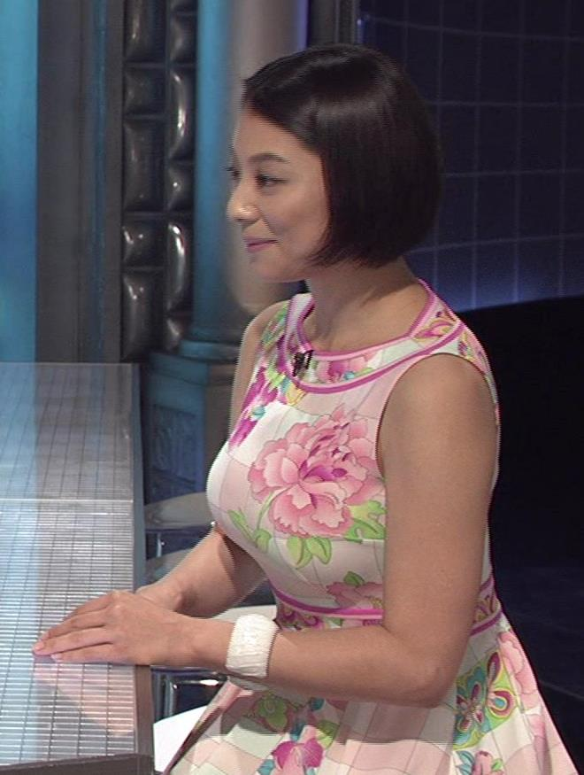 小池栄子 でかすぎるおっぱいキャプ画像(エロ・アイコラ画像)