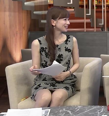 皆藤愛子 太ももキャプ・エロ画像2