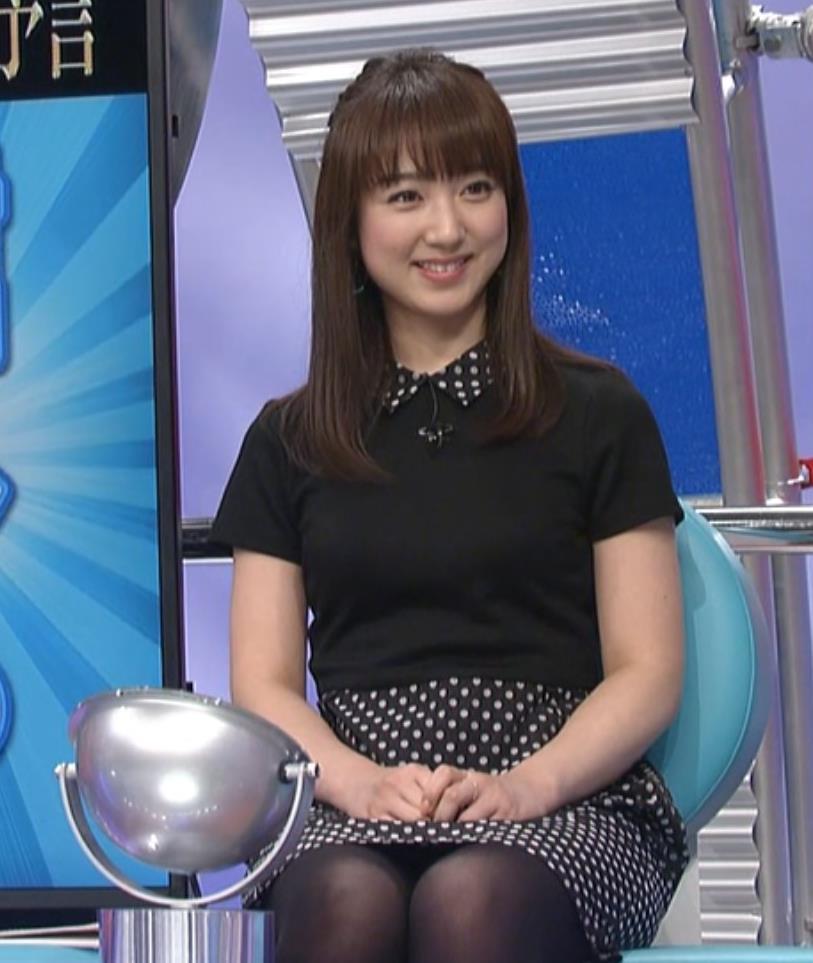 川田裕美 パンチラキャプ・エロ画像2