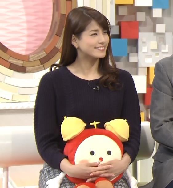 永島優美 ミニスカート画像3