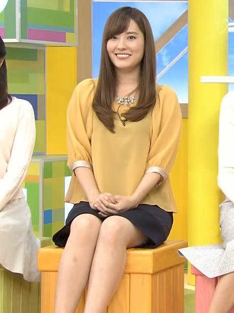 林みなほ ミニスカ美脚キャプ画像(エロ・アイコラ画像)