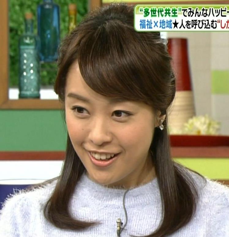 片山千恵子 乳寄せキャプ画像(エロ・アイコラ画像)