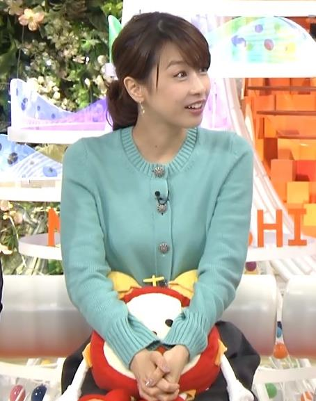加藤綾子 ミニスカート画像3