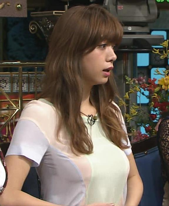 池田エライザ 大きくはないけど胸のふくらみがエロいキャプ画像(エロ・アイコラ画像)