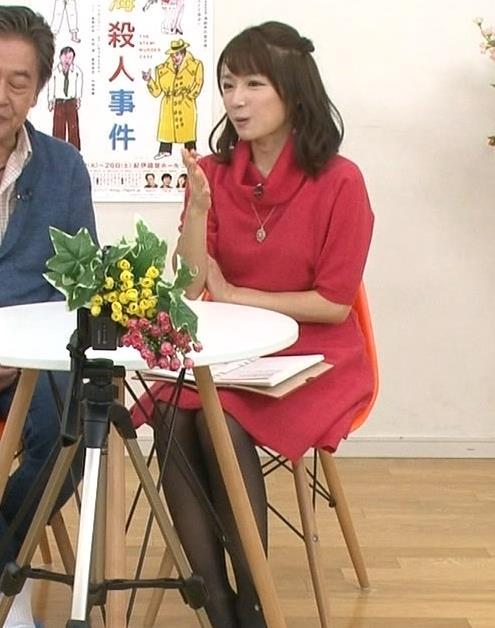 長野美郷 黒ストッキングキャプ画像(エロ・アイコラ画像)