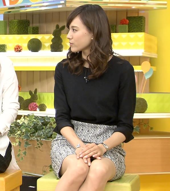 笹川友里 かなりきわどいミニスカのデルタゾーンキャプ画像(エロ・アイコラ画像)