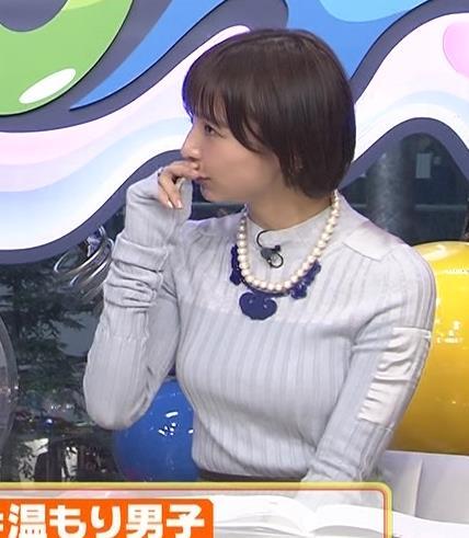 篠田麻里子 ニットおっぱいキャプ画像(エロ・アイコラ画像)