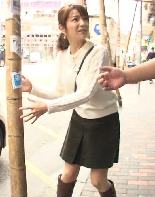 長野美郷 横乳画像3