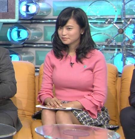 小島瑠璃子 詰め物してそうな巨乳キャプ画像(エロ・アイコラ画像)