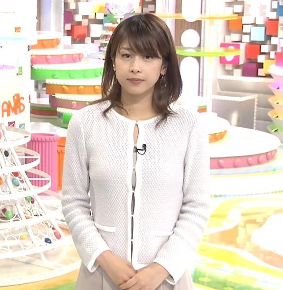 加藤綾子 エロ画像4