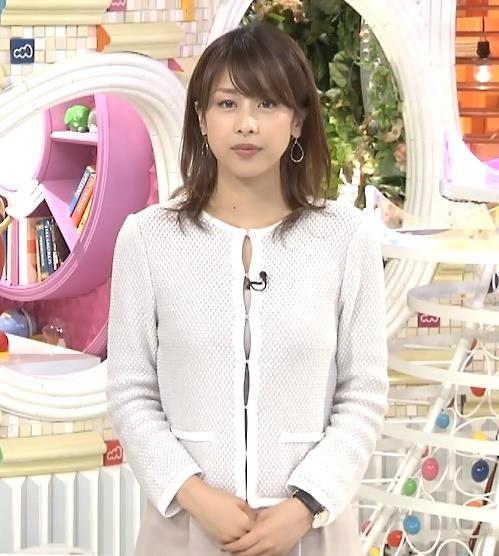 加藤綾子 エロ画像7