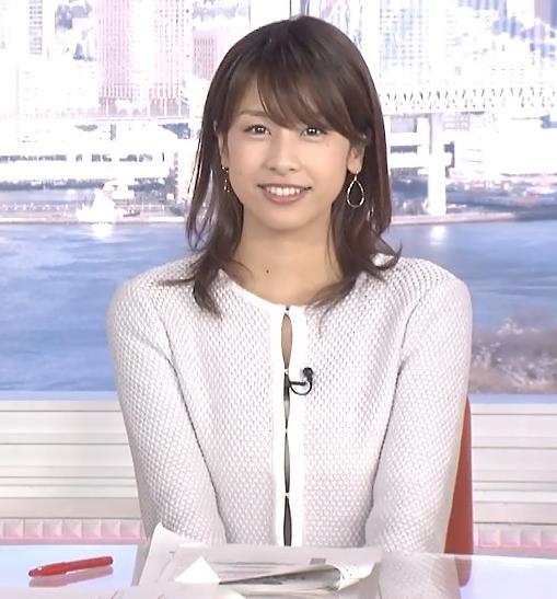 加藤綾子 エロ画像8