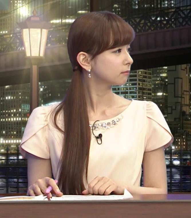 皆藤愛子 パンチラ画像8