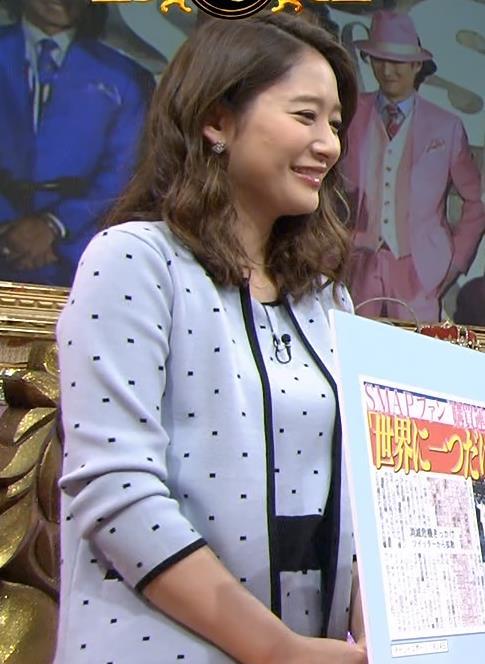 吉田明世 ゆったりした衣装だけど胸が大きそうキャプ画像(エロ・アイコラ画像)