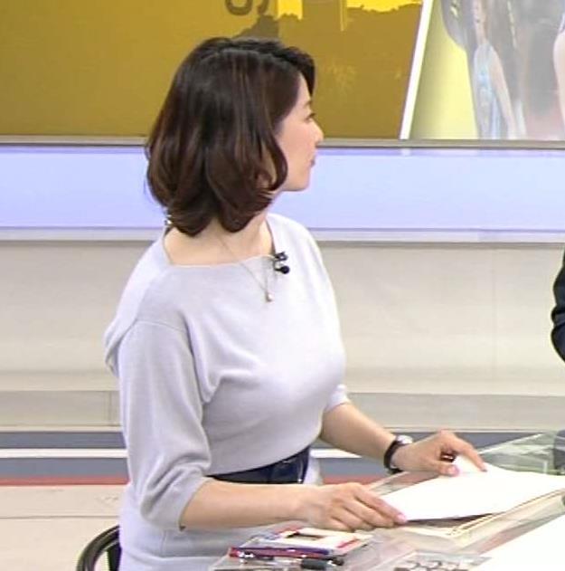 杉浦友紀 サンデースポーツ、安定の杉パイキャプ画像(エロ・アイコラ画像)