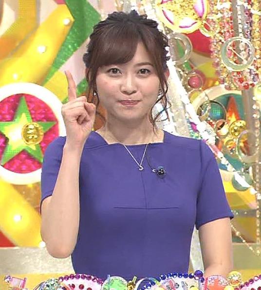 久冨慶子 胸のふくらみキャプ画像(エロ・アイコラ画像)