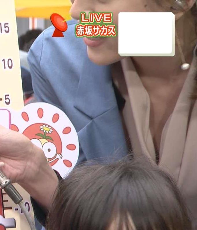 笹川友里 胸チラ画像6