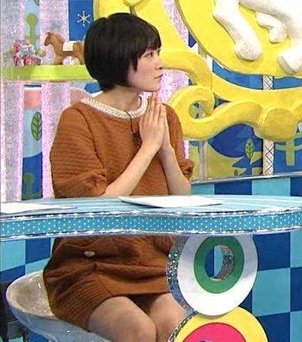 生駒里奈 ミニスカのデルタゾーン(うまズキッ!)キャプ画像(エロ・アイコラ画像)