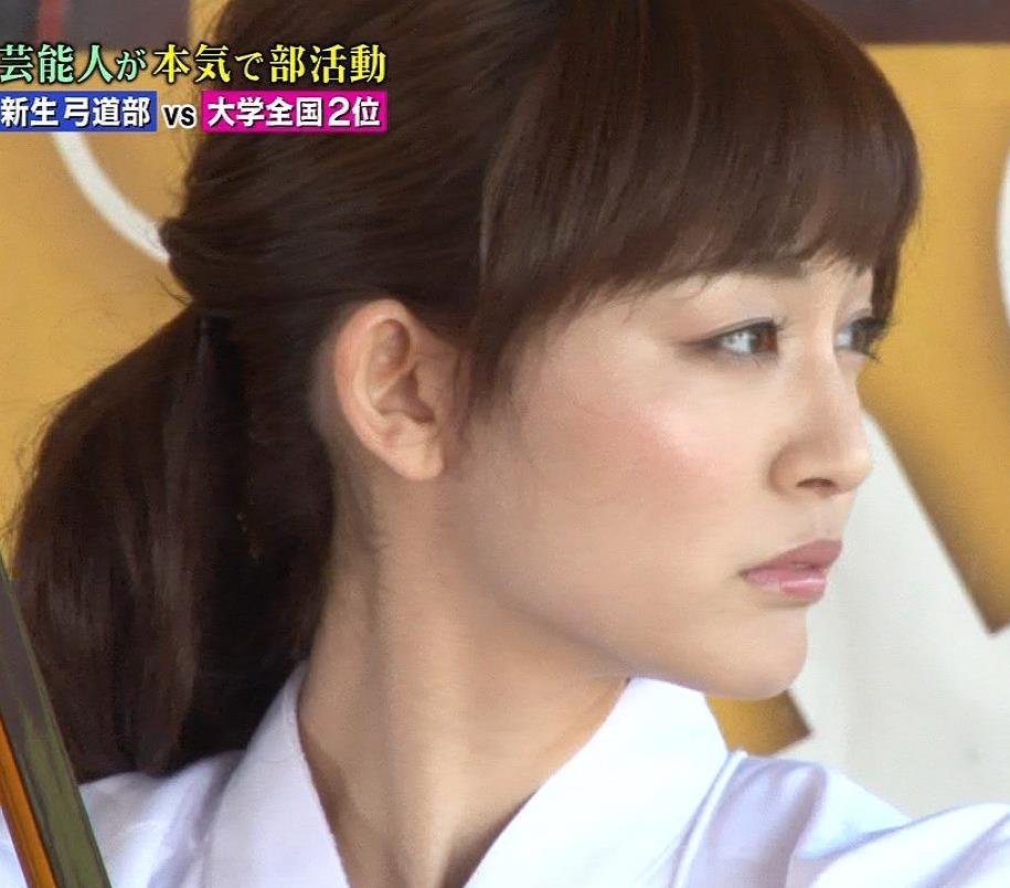 新井恵理那 美人の顔のアップキャプ画像(エロ・アイコラ画像)