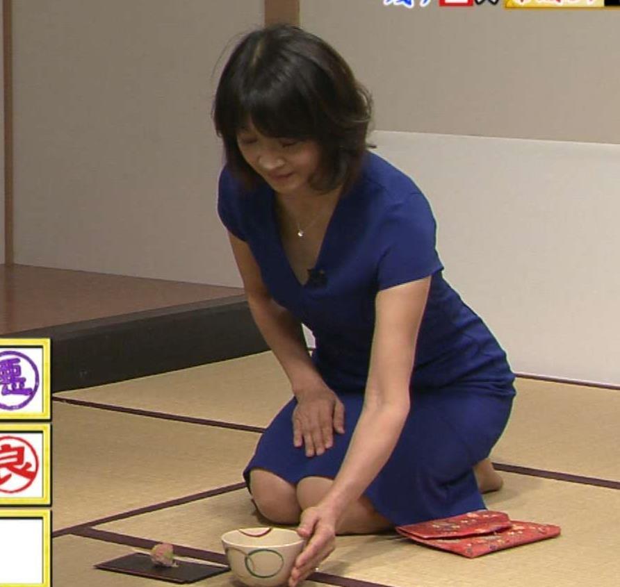 田中美佐子 かなり熟女だけどエロかった「芸能人格付けチェック」キャプ画像(エロ・アイコラ画像)