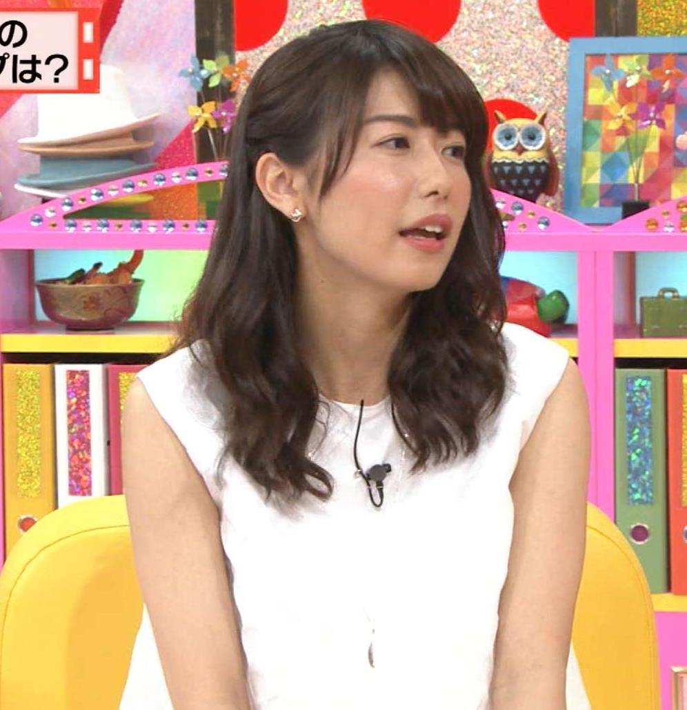 青山愛 「怒り新党」の新アシスタントは巨乳のテレ朝アナキャプ画像(エロ・アイコラ画像)