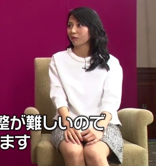 杉野真実 ミニスカート画像3