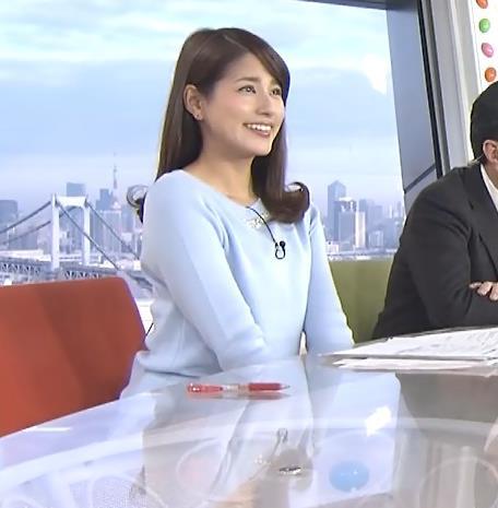 永島優美 横乳画像3
