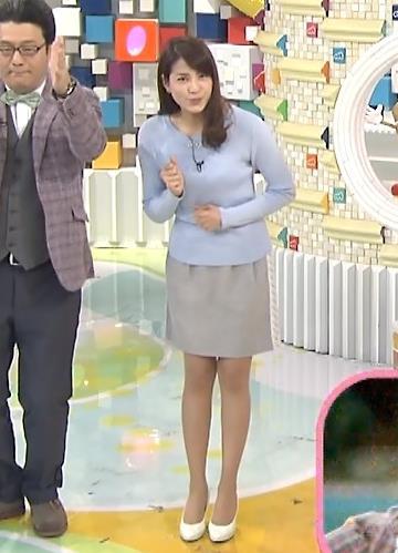 永島優美 横乳画像2