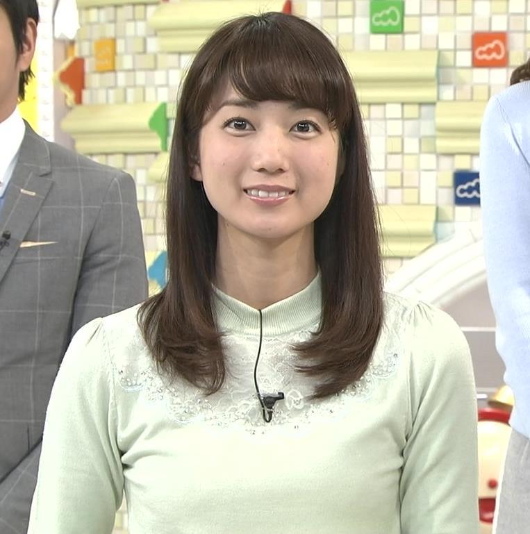 小野彩香 タイトな衣装キャプ画像(エロ・アイコラ画像)