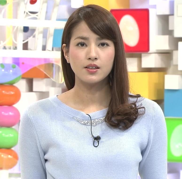 永島優美 横乳画像5