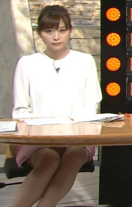 久冨慶子 太もも画像6