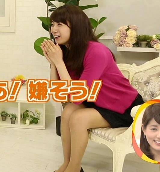 小野綾香 太もも生足が見えてるキャプ画像(エロ・アイコラ画像)