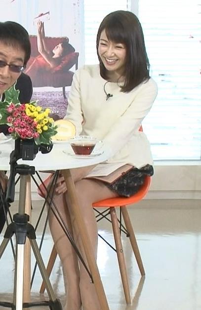 長野美郷 太もも画像3