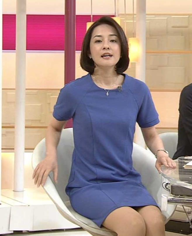 鈴木奈穂子 美脚画像2