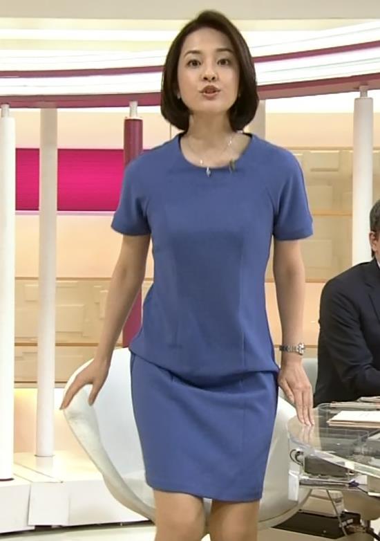 鈴木奈穂子 美脚画像6