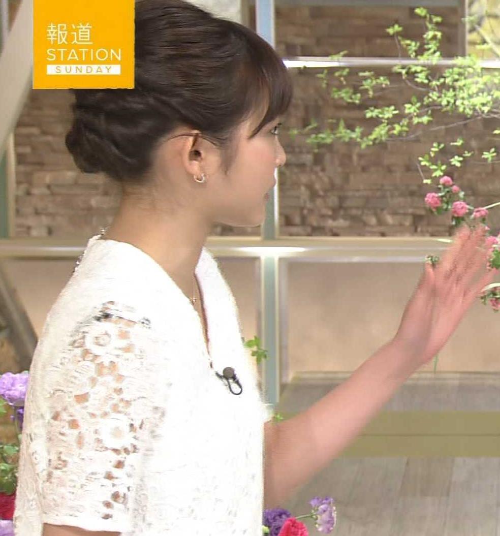 久冨慶子 太もも画像12