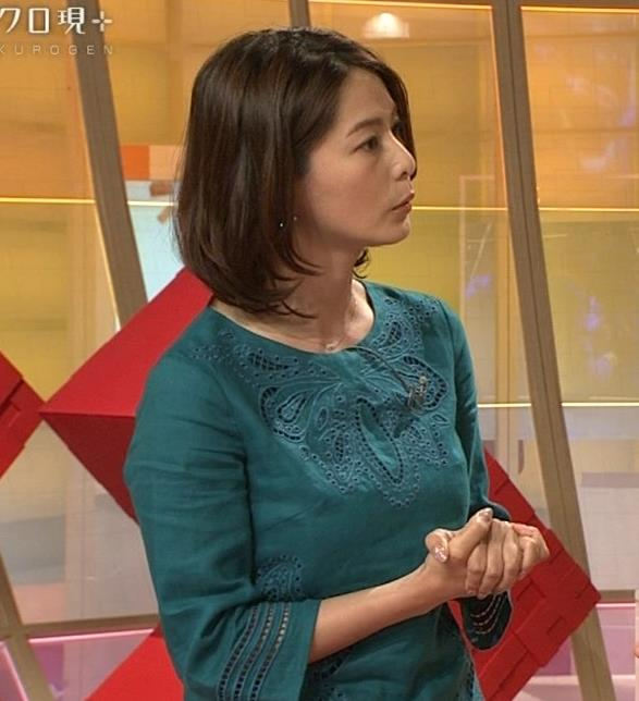 杉浦友紀 緑のワンピースキャプ画像(エロ・アイコラ画像)