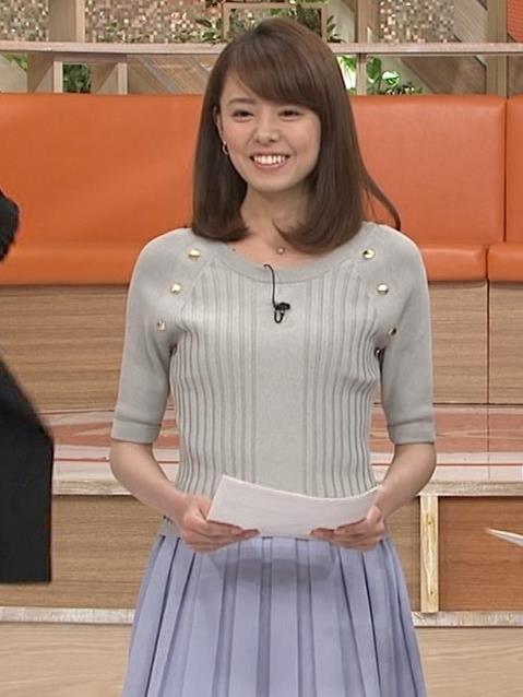 宮澤智 横乳画像8