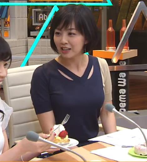 矢島悠子 タイトな服がエロいキャプ画像(エロ・アイコラ画像)