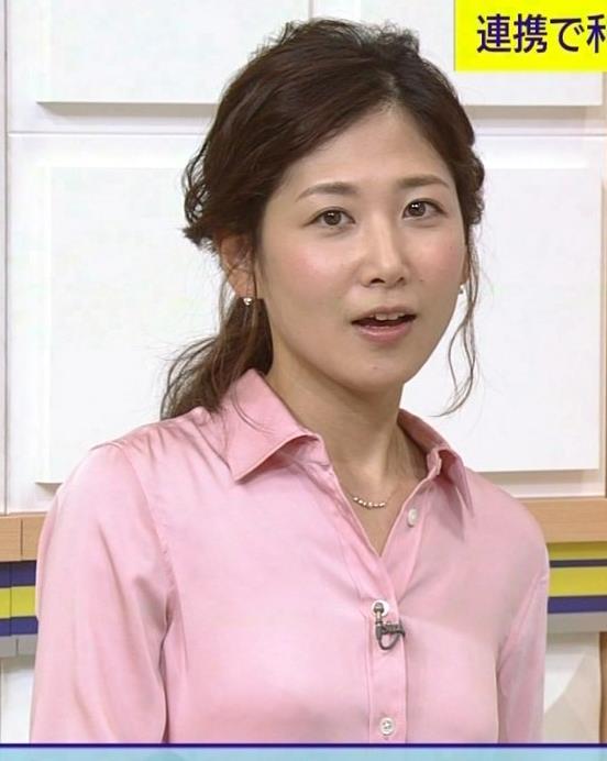 桑子真帆乳首露出動画